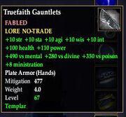 Truefaith Gauntlets