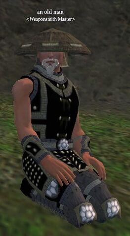 File:An old man (Weaponsmith Master).jpg