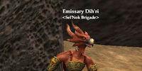 Emissary Dih'ri