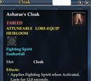 Asharae's Cloak