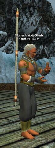 Master Makoto Shoda (EF)