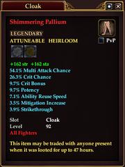 Shimmering Pallium