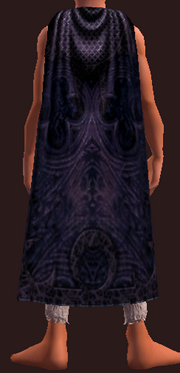 Stitched Cape of the Winds (Equipped)