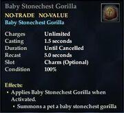 Gorilla desc