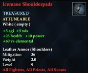 Icemane Shoulderpads