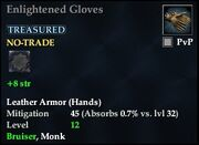 Enlightened Gloves