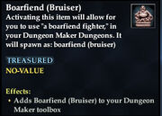 Boarfiend (Bruiser)