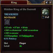 Hidden Ring of the Feerrott