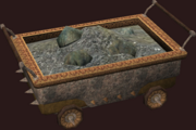 Pickclaw Mining Cart (Placed)
