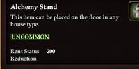 Alchemy Stand