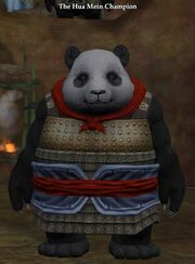The Hua Mein Champion