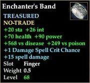 Enchanter's Band