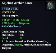 Kejekan Archer Boots