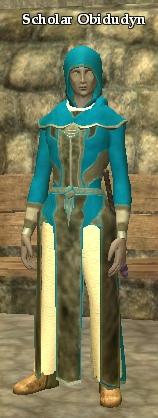 Scholar Obidudyn