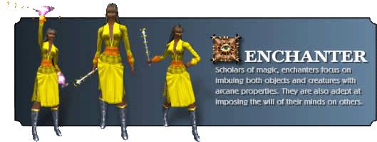 Class Enchanter