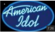 Americain idol is immoral