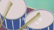 Drumsticks drumming EG2