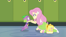 "Fluttershy and Spike ""he's so cute!"" EG"