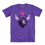 EQ Twilight Sparkle T-shirt WeLoveFine