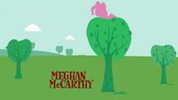 Meghan McCarthy credit and Pinkie EG opening