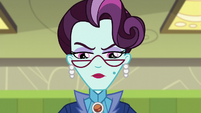 Principal Cinch's scowl of disapproval EG3