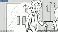 EG3 animatic - Sunset walks up to Twilight's table
