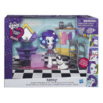 Equestria Girls Minis Rarity Slumber Party Beauty Set packaging