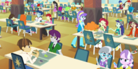 My Little Pony Equestria Girls: Rainbow Rocks/Galeria