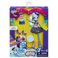 Rainbow Rocks Trixie Lulamoon Fashion Doll packaging