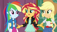 "Sunset Shimmer ""but we didn't win"" EG3"