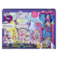 Rainbow Rocks The Mane Event stage packaging
