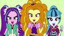 The Dazzlings sowing discord EG2