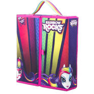 Rainbow Rocks doll fashion locker