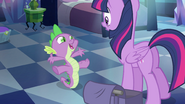 """Spike """"that would be awesome!"""" EG"""