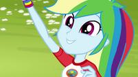 "Rainbow ""tetherball!"" EG4"
