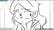 EG3 animatic - Sunset looks at her friends
