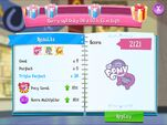 MLP game EG game score with multiplier