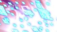 Siren Aria gets hit by wave of diamonds EG2