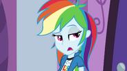 Rainbow Dash disbelieving EG