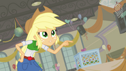 """Applejack's warning """"think twice about that"""" EG"""