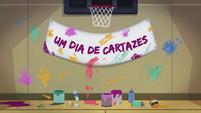 Friendship Games Short 5 Title - Portuguese (Brazil)