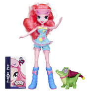 Rainbow Rocks Pinkie Pie and Gummy Snap set