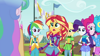 Sunset Shimmer --they want to beat Crystal Prep-- EG3