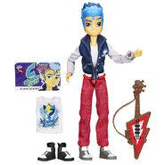 Friendship Games Flash Sentry Kmart doll