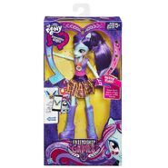Friendship Games School Spirit Sunny Flare doll packaging