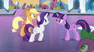"Rarity frantic ""Twilight!"" EG"