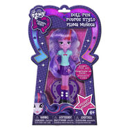 Canal Toys Twilight Sparkle doll pen packaging