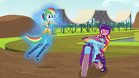 "Rainbow ""we can still win this!"" EG3"