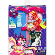 Rainbow Rocks Pinkie Pie Fashion Doll packaging