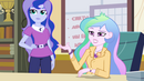 "Principal Celestia ""isn't your band supposed to be"" EG2"